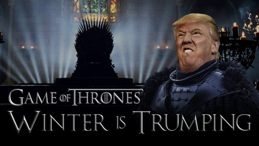 Winter is Trumping - YouTube