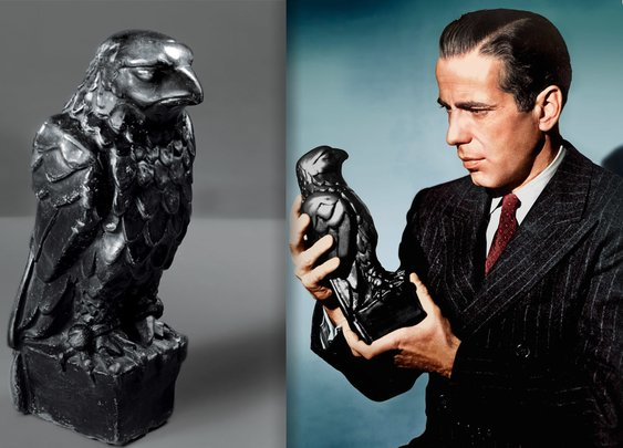 The Mystery of the Maltese Falcon, One of the Most Valuable Movie Props in History