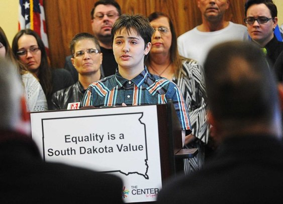 South Dakota Stands Up To The Transgender Mafia