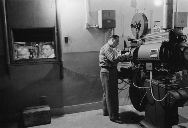 The Explosive Truth Behind the Movie Theater Projection Room | Atlas Obscura