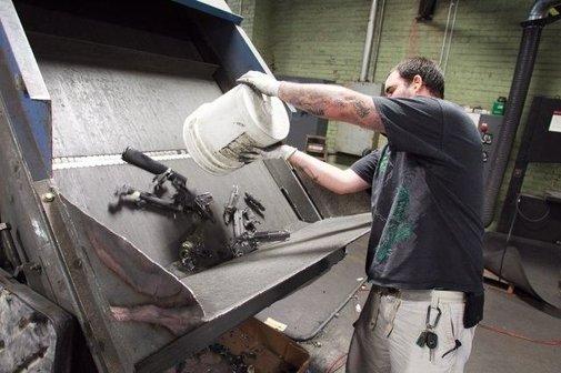 Meet 'Captain Crunch,' the Pentagon gun muncher that has destroyed 1M firearms | Fox News