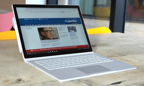 Microsoft Surface Book review: the best Windows laptop, with detachable screen   Technology   The Guardian