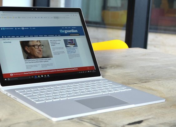 Microsoft Surface Book review: the best Windows laptop, with detachable screen | Technology | The Guardian