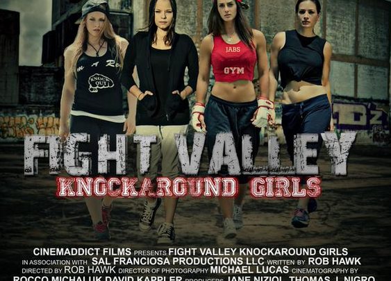 "Holly Holm's ""Fight Valley"" to premiere at Artemis Women In Action Film Festival"