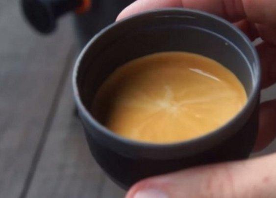 Minipresso, the Nomadic Espresso Maker | Baxtton