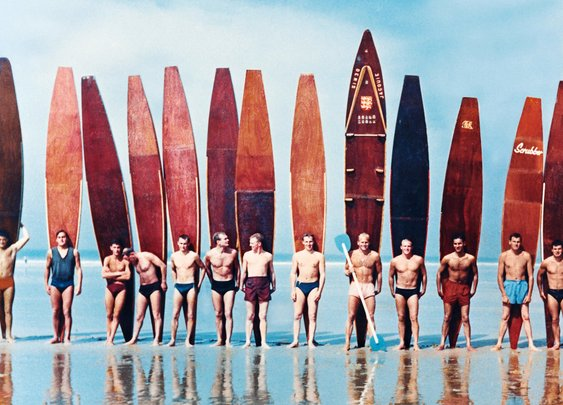 The Fascinating Evolution of the Surfboard | WIRED