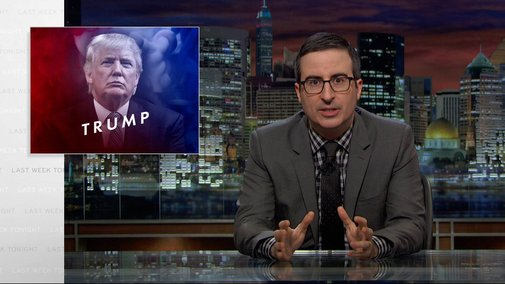 Last Week Tonight with John Oliver: Donald Trump (HBO) - YouTube