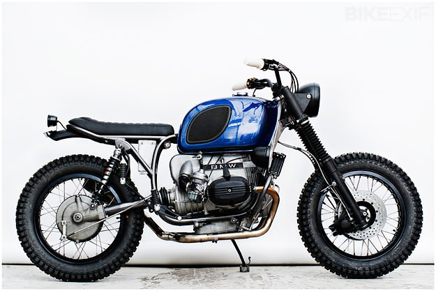 Wrenchmonkees BMW R100RT | Bike EXIF