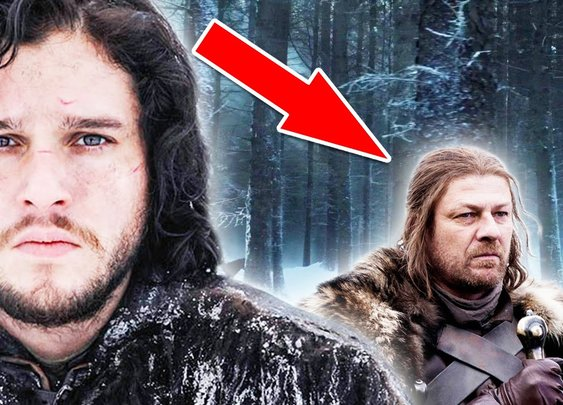 Who are Jon Snow's Parents? - Game of Thrones R + L = J Theory Explained