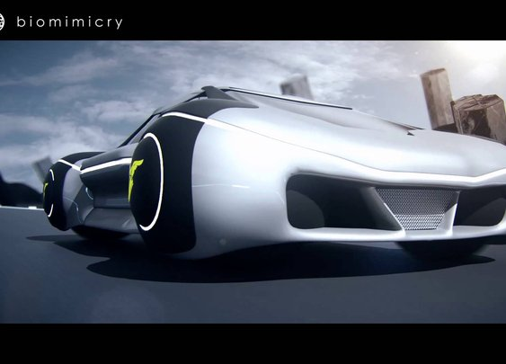 The Goodyear Eagle-360 concept tire - YouTube