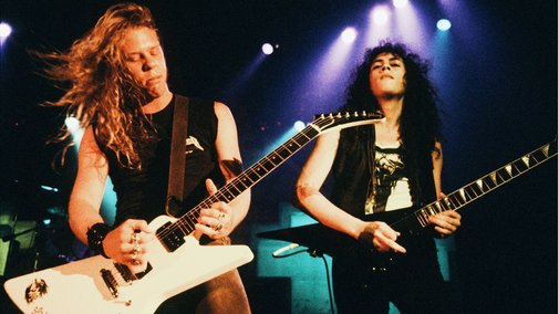 Metallica Talk 30 Years of 'Master of Puppets': 'We Were Just Kids'   Rolling Stone