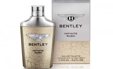 Bentley Infinite Rush – A new fragrance inspired by the Bentayga
