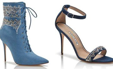 Rihanna teams up with Manolo Blahnik for shoe collection