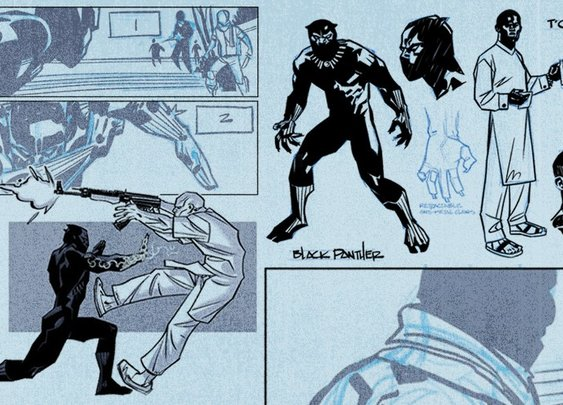 An Exclusive Look at 'The Black Panther' by Ta-Nehisi Coates - The Atlantic
