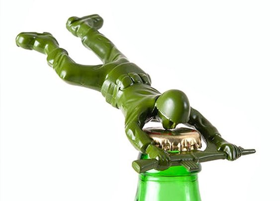 20 Fun and Unusual Bottle Openers | Mental Floss