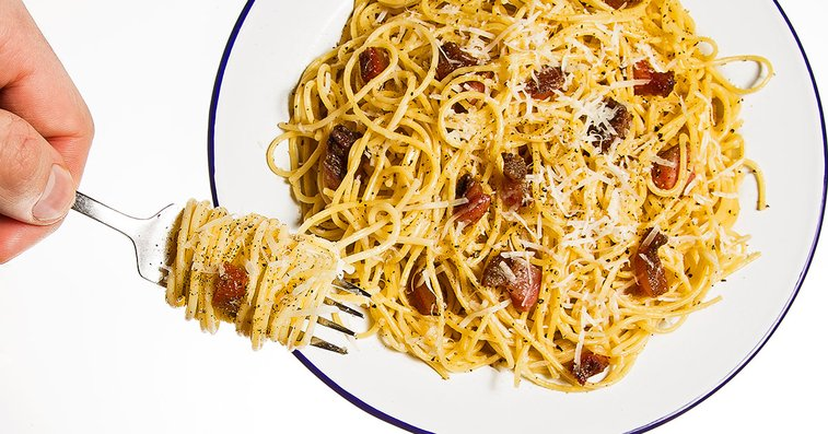 Recipe: Spaghetti alla Gricia (Spaghetti with Guanciale and Chees