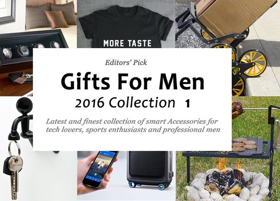 Gifts Ideas For Men 2016 Collection - Bonjourlife