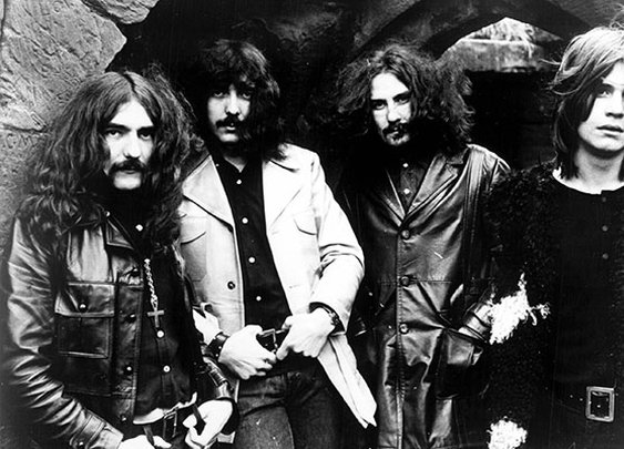 None More Black: Reassessing Black Sabbath's First Three Albums | PopMatters