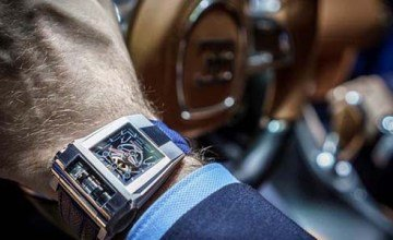 PF-Bugatti 390 Concept Watch From Parmigiani Fleurier