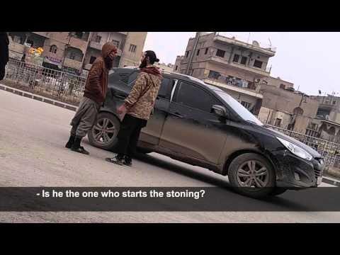 Inside Raqqa