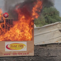 Elide Fire Extinguishing Ball Puts Out Fires With Science