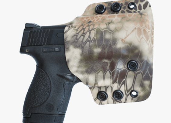 Custom Kydex Holster - Click Holsters