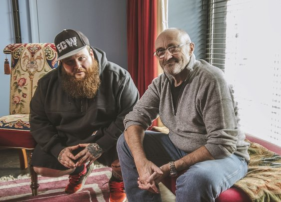 Easy Lover Easy Rider: Action Bronson Interviews Phil Collins - Stereogum