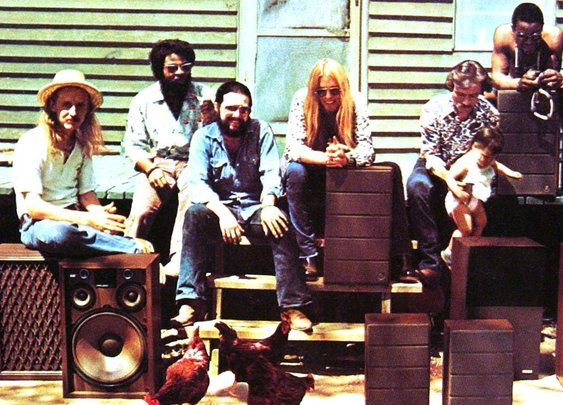 Allman Brothers Band's 1971 Fillmore East Run: An Oral History | Rolling Stone