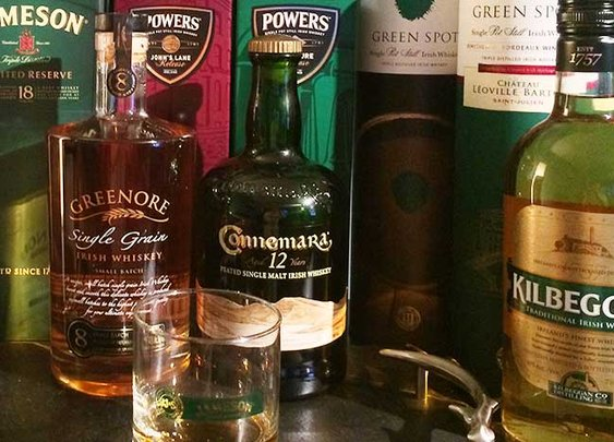 5 Irish Whiskeys for the Bourbon Lover