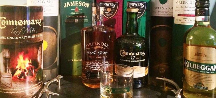 5 Irish Whiskeys for the Bourbon Lover