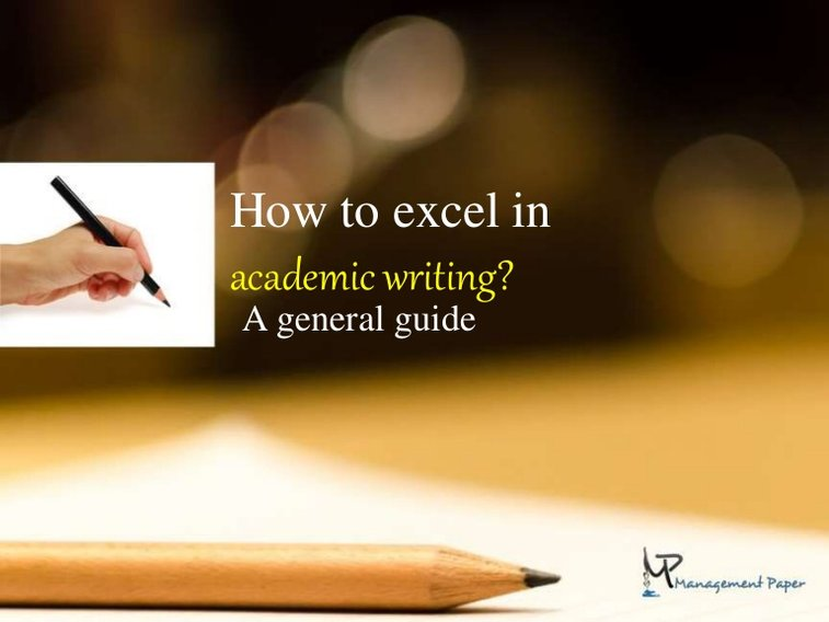 How to construct forceful sentences in your academic paper?