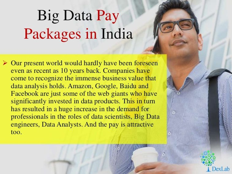 How Much Do Indian Big Data Professionals Get Paid?