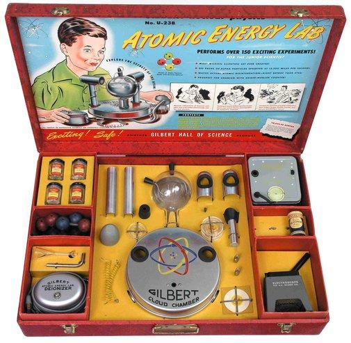 Gilbert U-238 Atomic Energy Lab (1950-1951)