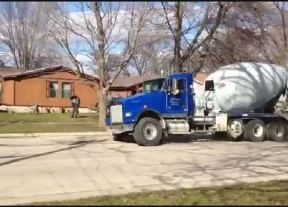 11-year-old steals cement truck | KARE11.com