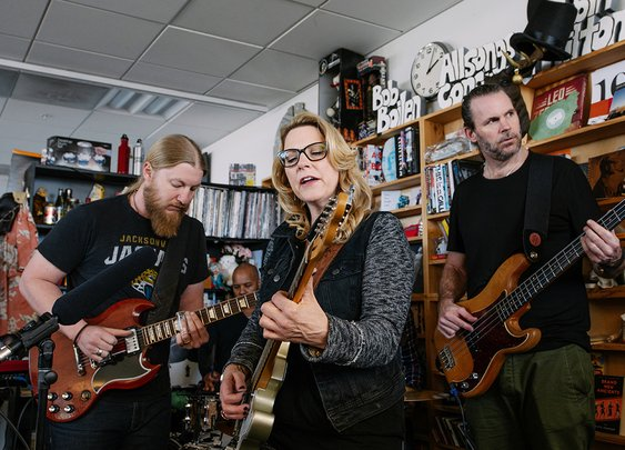 Tedeschi Trucks Band: Tiny Desk Concert