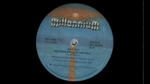 Snatch - Another Brick In The Wall (Pink Floyd Disco/Funk Cover) - YouTube