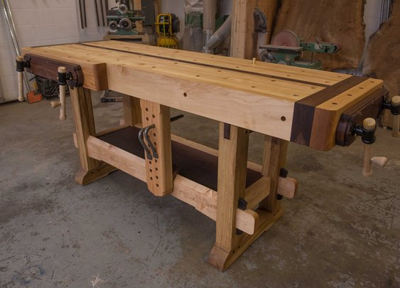Behold! The Samurai Workbench