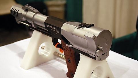The Thunder .50 BMG pistol