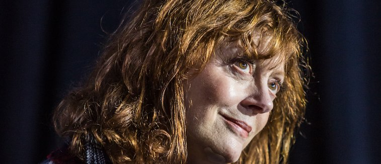 Hollywood Liberal Susan Sarandon Prefers Trump To Hillary