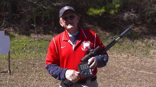 Turning your AR 15 into a mini Gatling Gun! :)