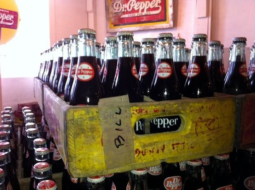 Searching for the Last Bottles of a Cult-Classic Dr Pepper   Atlas Obscura