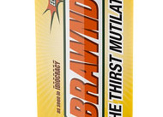 Brawndo - The Thirst Mutilator