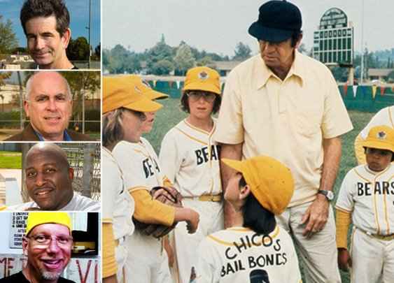 Good news, we found The Bad News Bears for their 40th anniversary