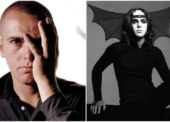 Master of disguise: Peter Gabriel's mind-blowing make-up, masks and costumes from the 70s|Dangerous Minds