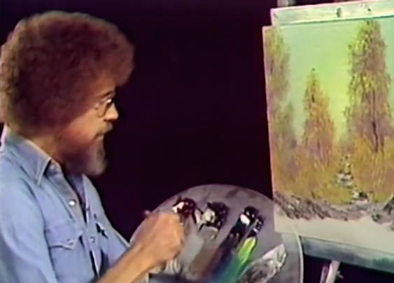 Watch 10 Seasons of 'The Joy of Painting' for Free