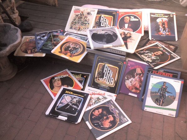 The Doomed Effort to Make Videos Go Vinyl | Atlas Obscura