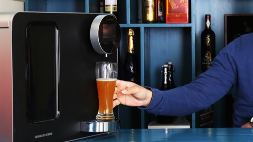 Artbrew | Smart, Automated Craft Beer Home Brewery