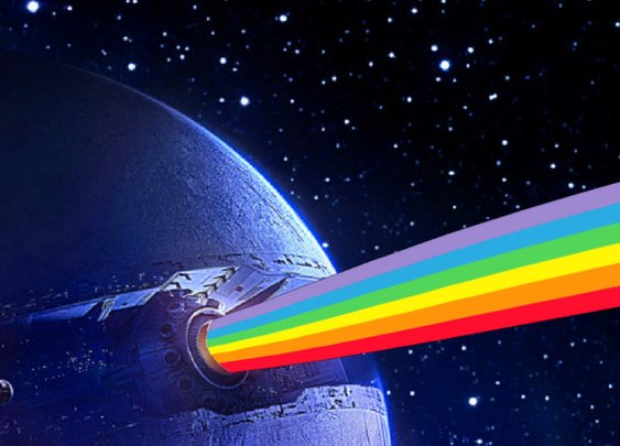 The Force Awakens syncs up to Pink Floyd's Dark Side of the Moon | Consequence of Sound