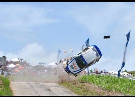 Best of Rally Crashes Compilation | Car Crash - YouTube
