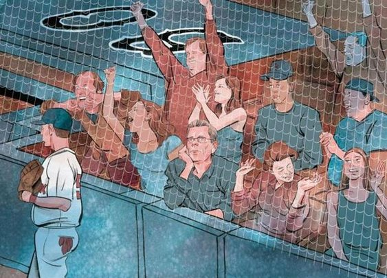 Protective netting at Fenway? Thanks, but no thanks : By Stephen King